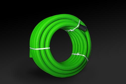 Rury wentylacyjne-ROD-VENT (trójwarstwowa strukturalna rura wentylacyjna PE)