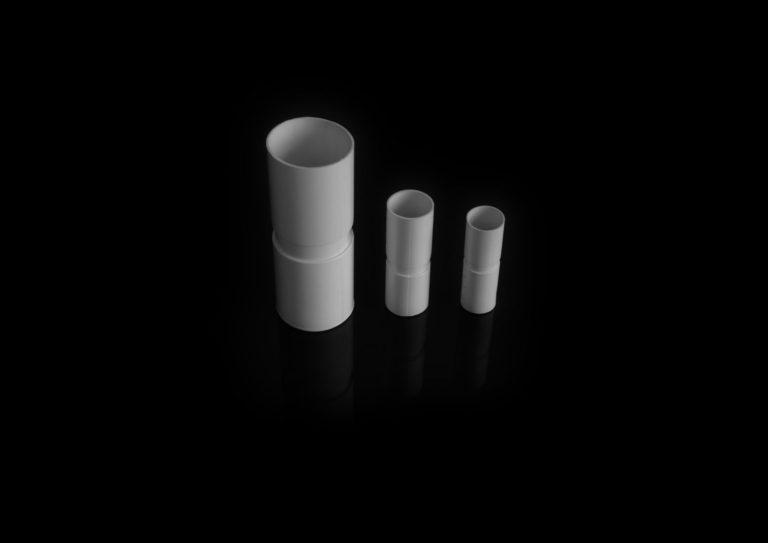 ZPL - Złączka prosta PVC