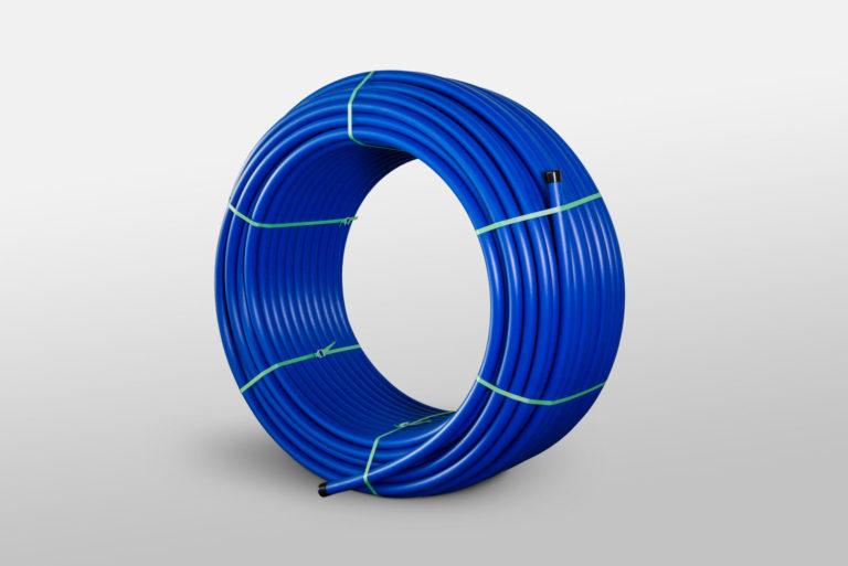 Rury do instalacji sieci wodociągowych PE 100