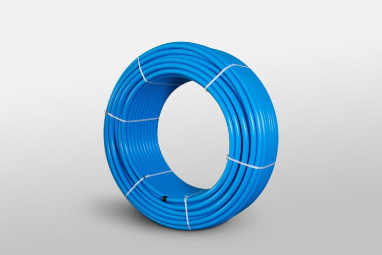 Rury do instalacji sieci wodociągowych PE 80