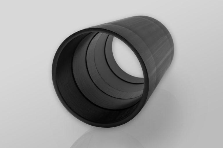 ZSROS  - Złączka do rur osłonowych sztywnych wzmocniona