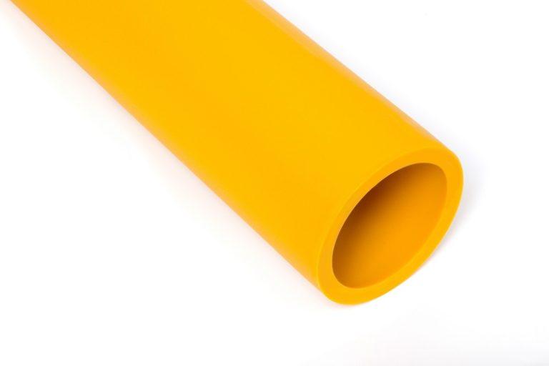 Rury do instalacji sieci gazowych PE 100