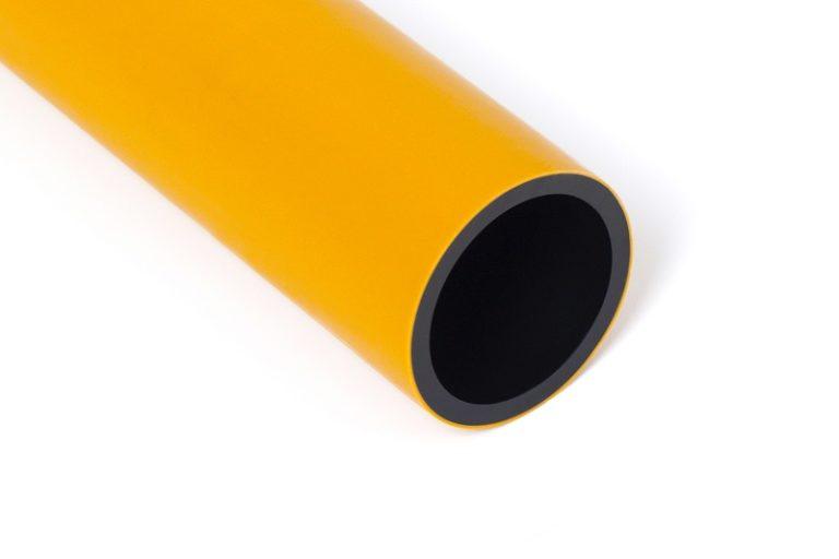 Rury do instalacji sieci gazowych PE 100-RC/PE 100-RC
